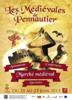 médiévales Pennautier