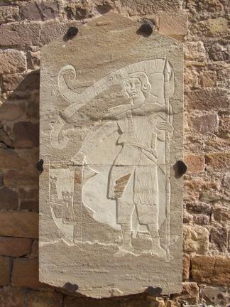 Stèle de Salles-sur-Cérou.