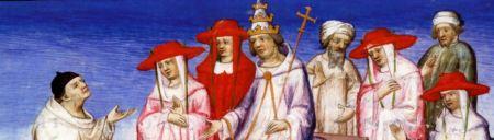 Clément V élu pape
