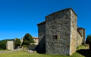 château de Bouisse extérieur by Bardou