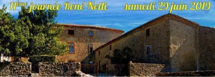 11eme journée René Nelli le samedi 29 juin 2019